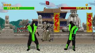 Mortal Kombat 1 - Supreme Demonstration