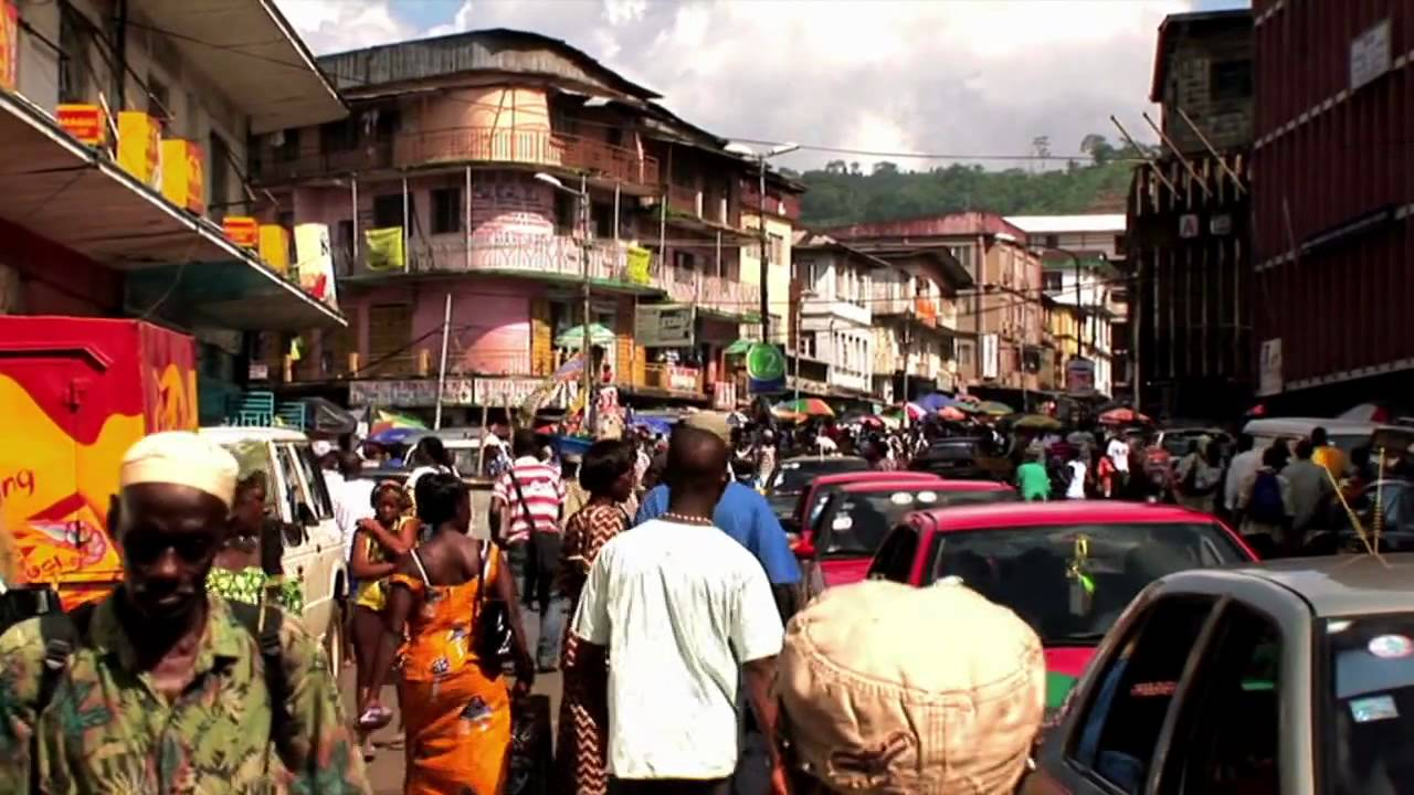 Sierra Leone Tourism: Freetown (by NTBSL) - YouTube