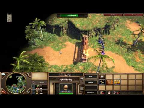 Age of Empires 3 Asian Dynasties - China - Mission 4 - A Rescue in the Wilderness