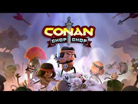 [E3] '코난 촙 촙(Conana Chop Chop)' 트레일러