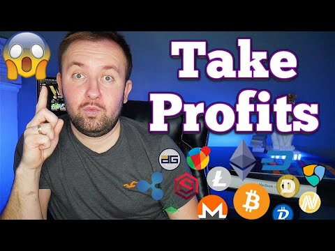 How I Am Taking Profits In Crypto - My Simple Strategy To Grow My Profits Even More