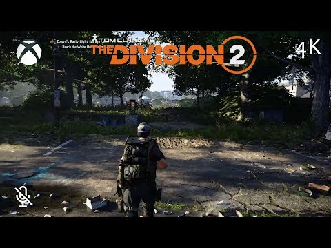 Part 1, Tom Clancy's: The Division 2 (4k | Xbox One X)