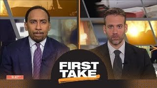 Stephen A. Smith says Knicks can
