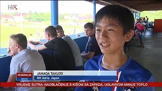 クロアチア国営放送インタビュー