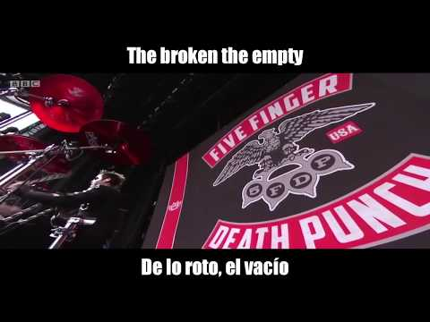 Five Finger Death Punch - Lift Me Up (Sub Español | Lyrics)