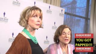 Susan Blakely and Ruth Weil at the John Wayne Cancer Institute's 31st Annual Odyssey Ball at the Bev