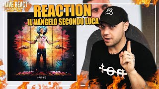 L' Elfo - Il Vangelo Secondo Luca | REACTION by Arcade Boyz