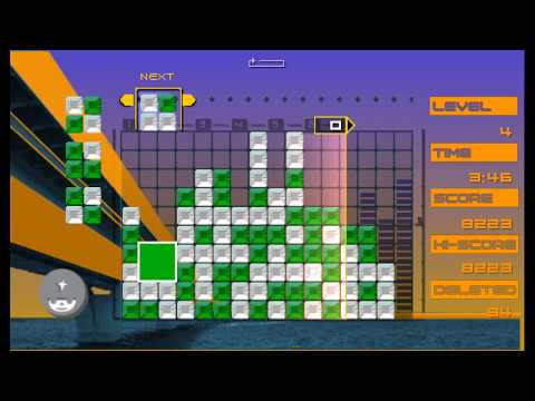 Val Play's - Lumines - PSP