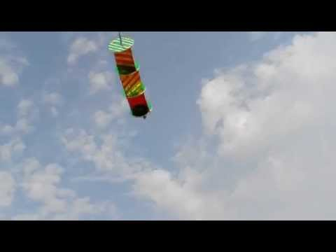 how to make magnus effect plane