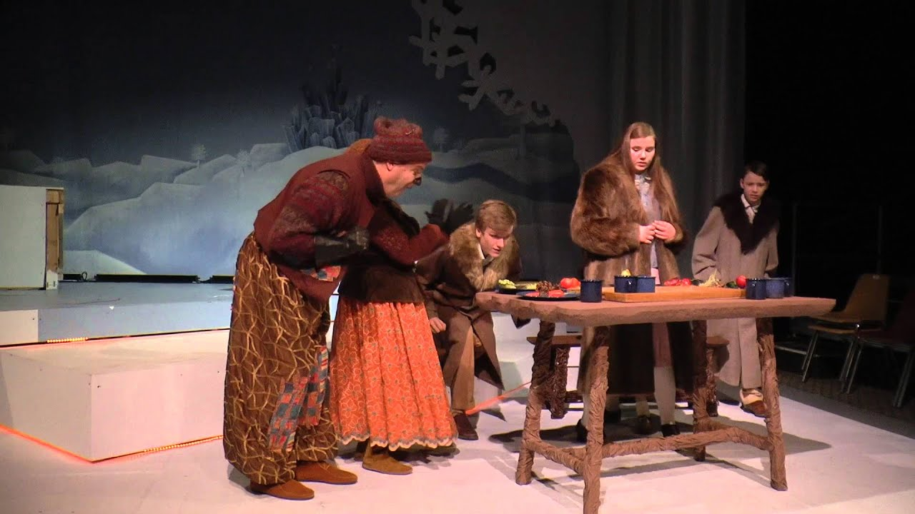 the lion the witch and the wardrobe dress rehearsal youtube
