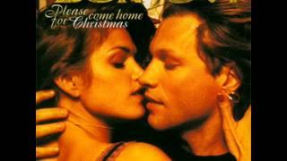 BON JOVI - Please Come Home For Christmas - SINGLE FULL