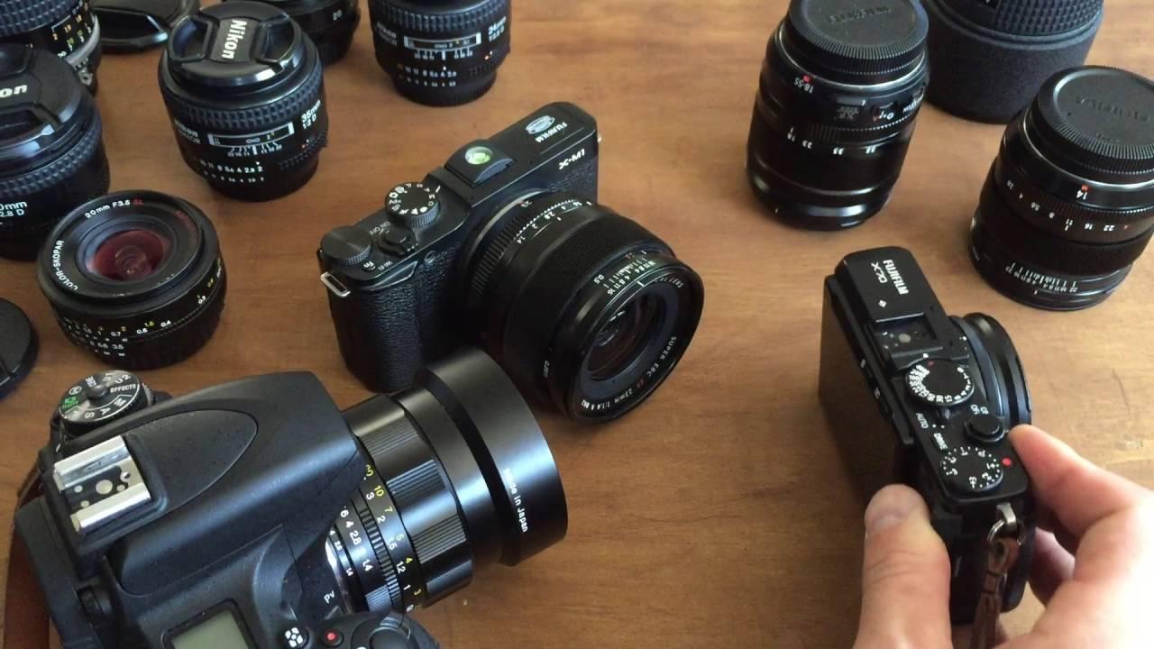 Back To Nikon Fuji X System Nikon Full Frame X T1 X T2