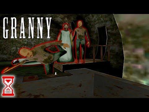 Немыслимый эксперимент 4 человека в конечной сцене | Granny 2