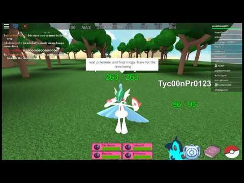 Roblox pokemon fighters ex how to get