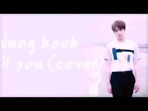 Jungkook if you (cover) |Arabic lyrics|مترجمة