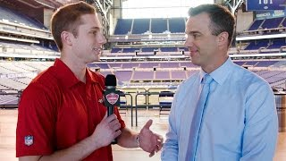 NFL Combine 1-on-1 with NFLN