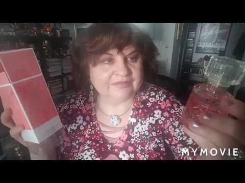 РАСПАКОВКА И ОБЗОР АРОМАТА  на Св.Валентина  Florence Blossom Roberto Cavalli