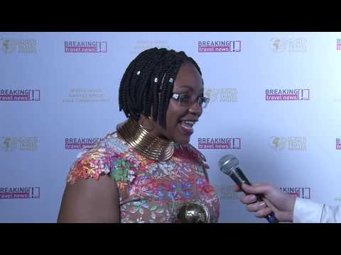 Lindiwe Rakharebe, chief executive, Durban International Convention Centre