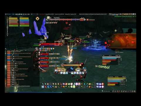 Grand Bulwark Expert Mode 3 stars Full run [Revelation Online] (Swordmage POV)