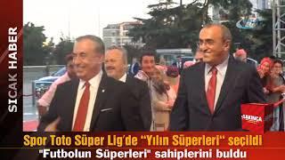 Spor Toto Süper Lig'de
