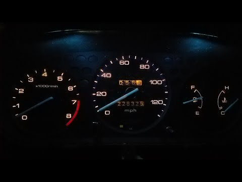 96 - 00 Honda Civic LED Dash Light Upgrade How To
