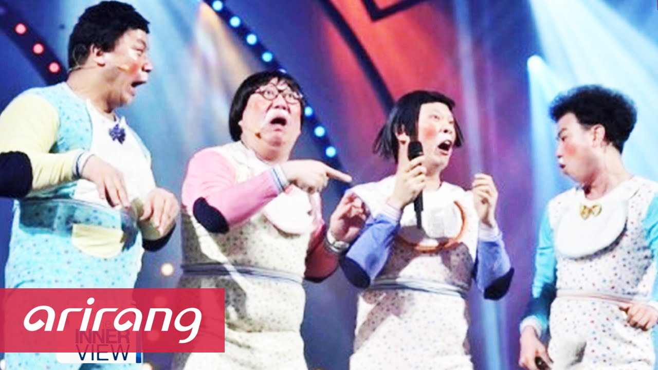 The Innerview(Ep.199) The ONGALS(옹알스), a non-verbal comedy team _ Full Episode
