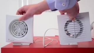 Badkamer ventilator die echt werkt van S&P