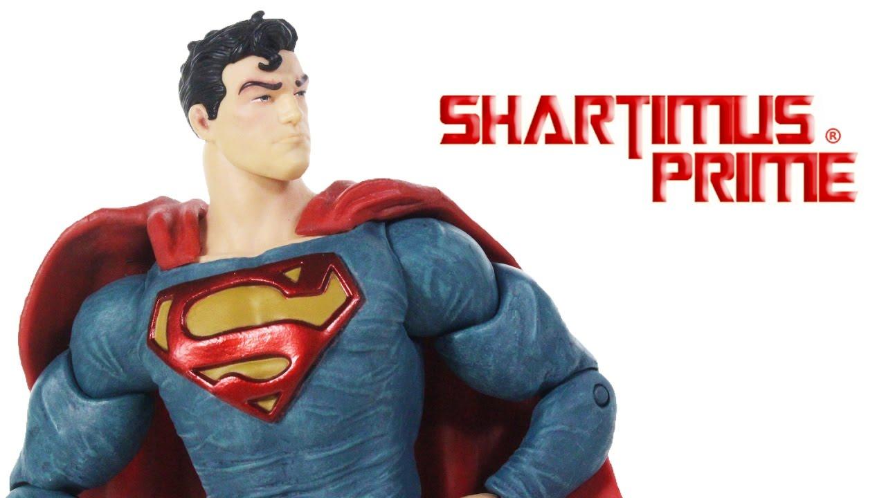 """DC collectibles DC COMICS designer series lee bermejo /""""superman/"""" action figure"""