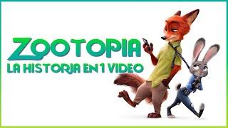 Zootopia: La Historia En 1 Video