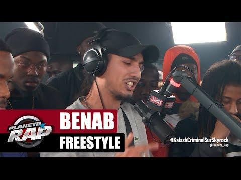 Benab Freestyle #PlanèteRap