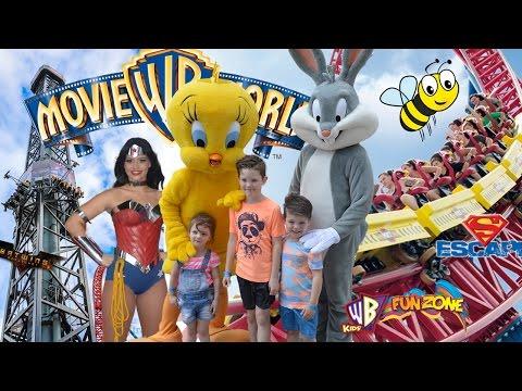 Warner Bros. Movie World on the Gold Coast