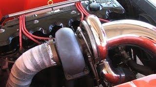 Turbo 6 Mustang runs 8.67
