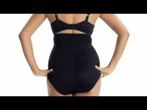 Style 775 - Naomi and Nicole® Unbelievable Comfort® Hi-Waist Brief Shapewear. http://bit.ly/2mnc3w8
