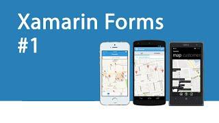 Xamarin Forms #1 Hola mundo