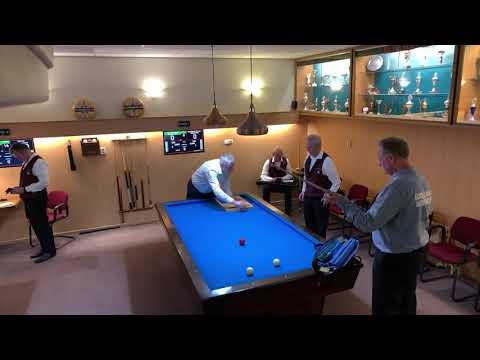 Mike Hofland 250 - Kees Klijbroek 200 Neo 57/2 8 Innings! ⭐️⭐️⭐️