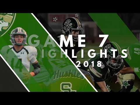 2018 Game 7 vs West Covina