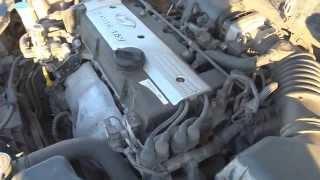 Работа мотора на Eneos п\с 5w30