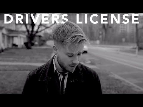 Jonah Baker - Drivers License mp3 letöltés