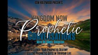 Prophetic Conversations S1 Ep1 - Prophetic Lifestyle