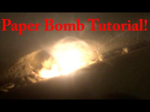 Essay on bomb making