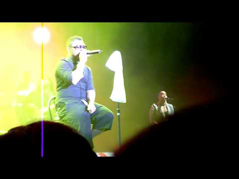 Musiq Soulchild - Dontchange / Greatestlove / Love (Seoul Soul Festival)