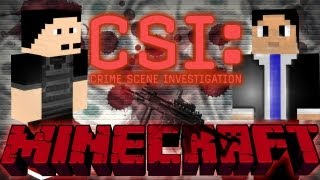 CSI Minecraft: Assalto ao Banco