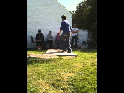 Devane's Sean Nos Dancing
