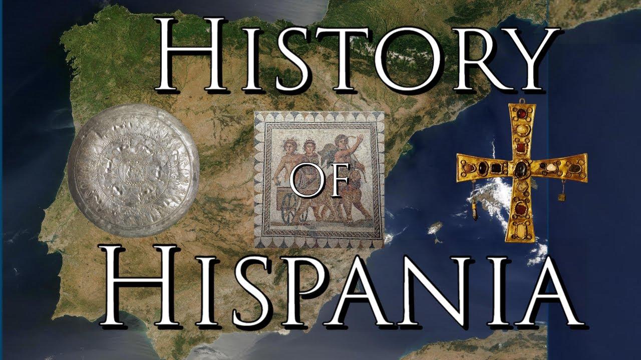 Download A Short History of Hispania