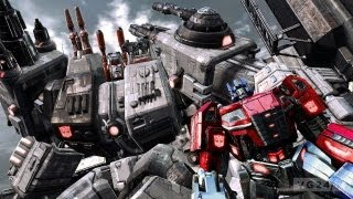 Transformers: Fall of Cybertron (PS3) Review by Mike Matei