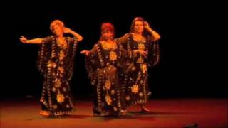 Belly dance of theThree Generations