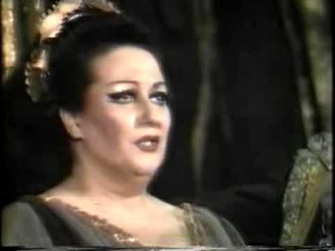 Montserrat Caballe   Casta diva  Norma