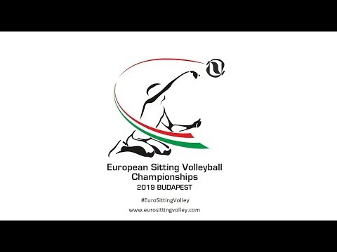 Russia - Germany   European Sitting Volleyball Championships 2019 Men, Semifinals