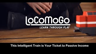 This Intelligent Train is Your Ticket to Passive Income