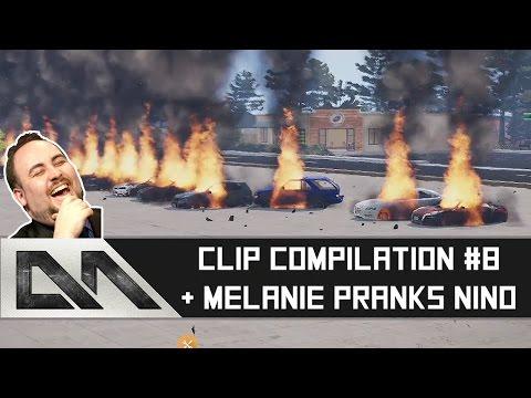 WTF! MY CASINO!! - Clip Compilation #8 + Melanie Pranks Nino
